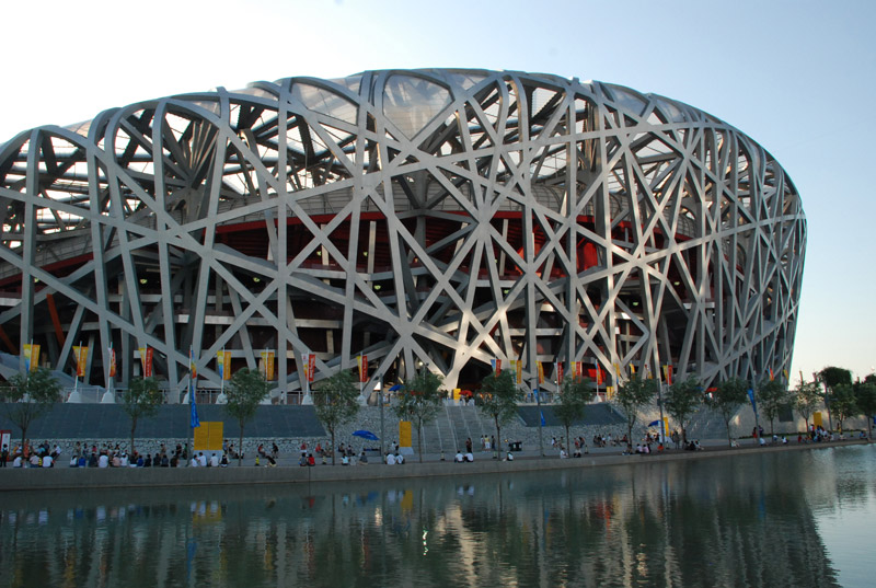 2008 One Show China Olympic Photo Essay