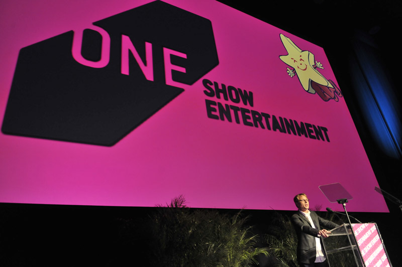 2010 One Show Entertainment