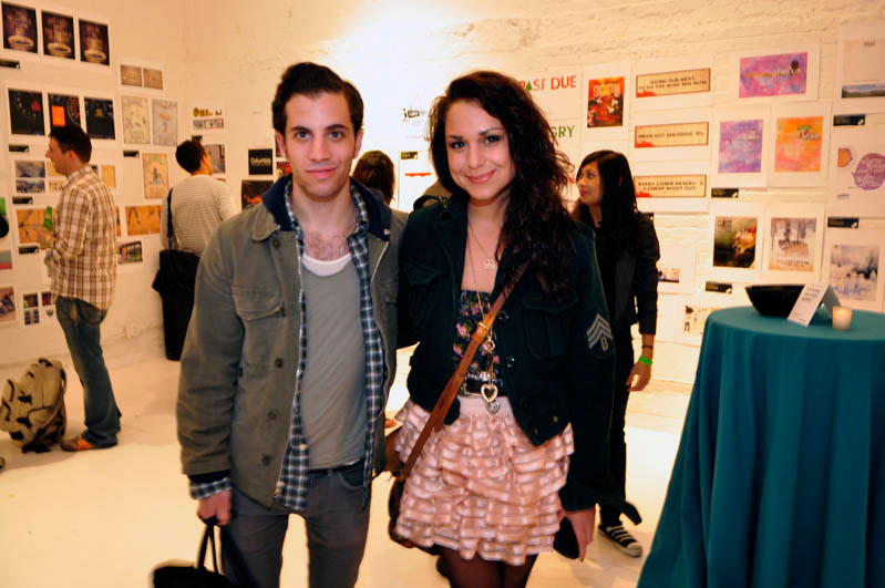 2010 Student Exhibition and Opening