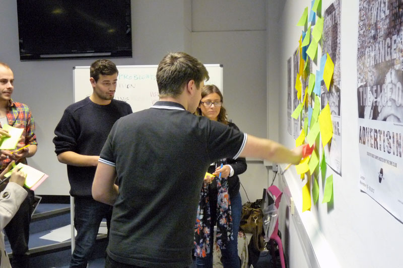 2012 London Creative Boot Camp
