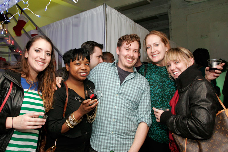 New York State of Mind Exhibition and Holiday Party