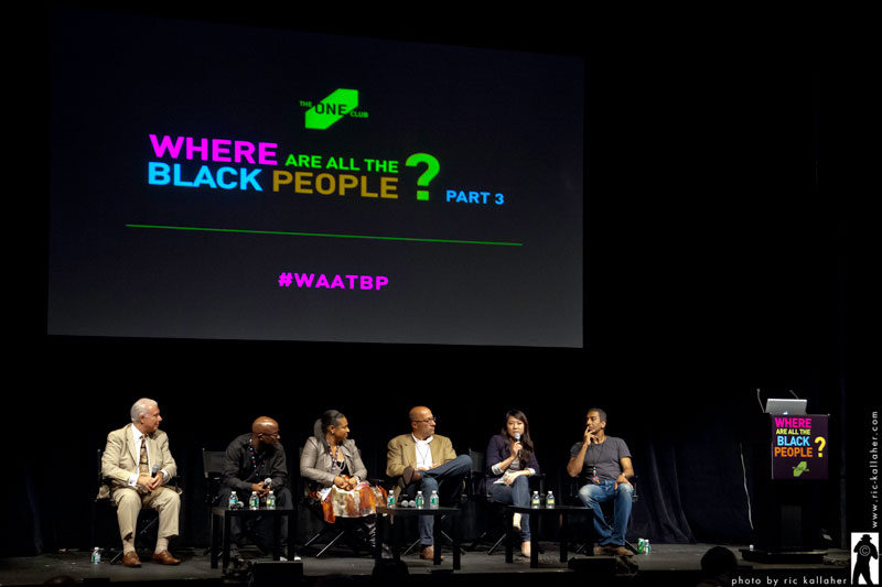 Where are all the Black People? Part 3; A Creative Career Fair