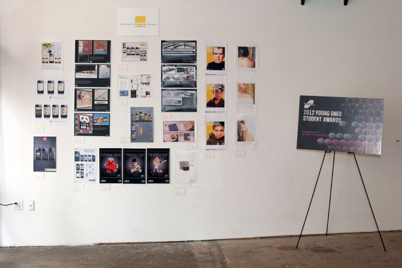 2012 Young Ones Portfolio Reviews