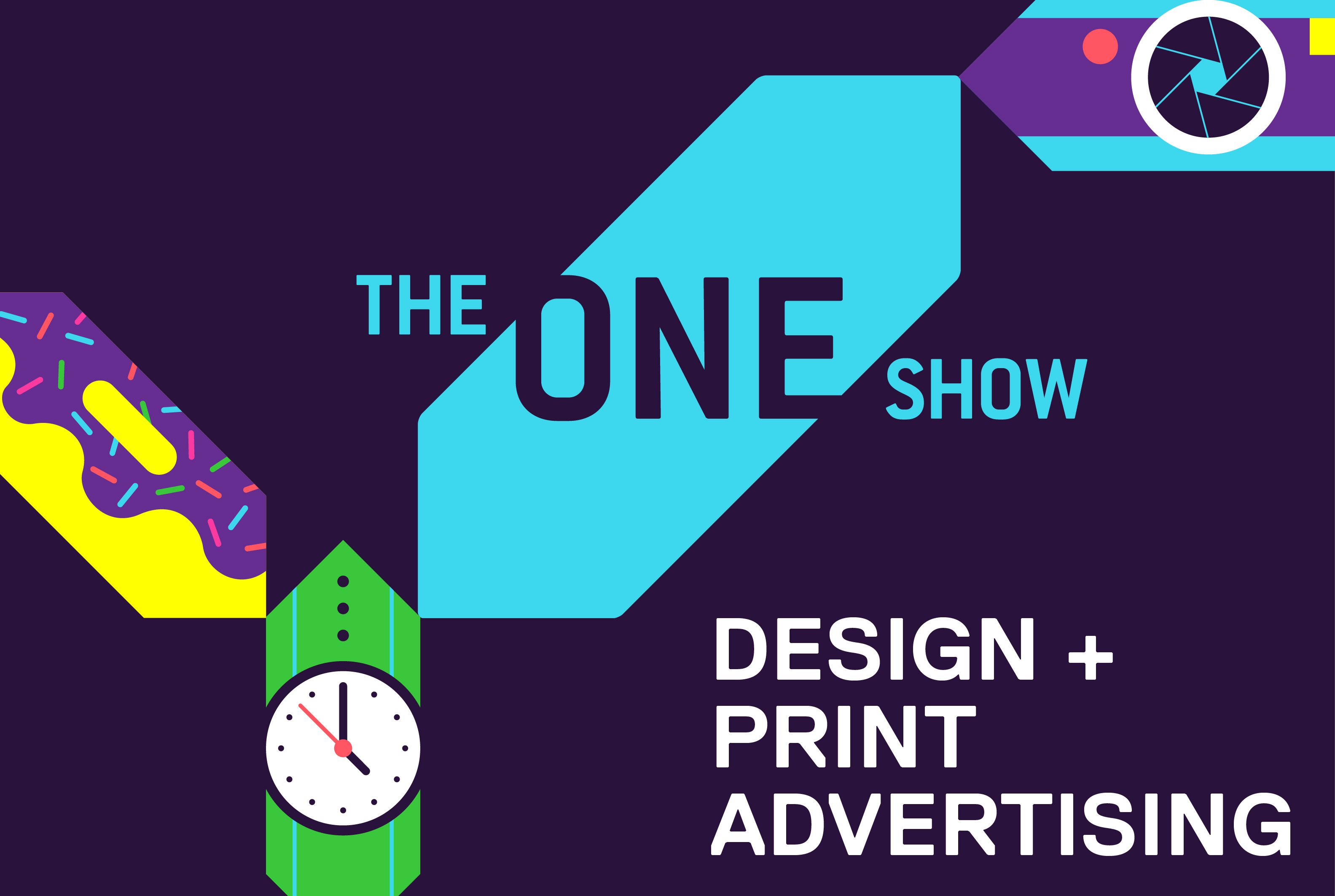 One Show – Design + Print Advertising