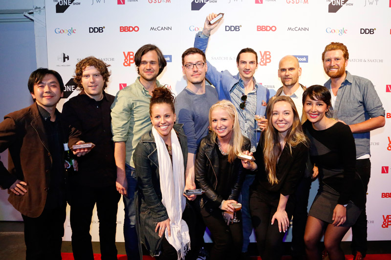 One Show – Interactive Awards Party