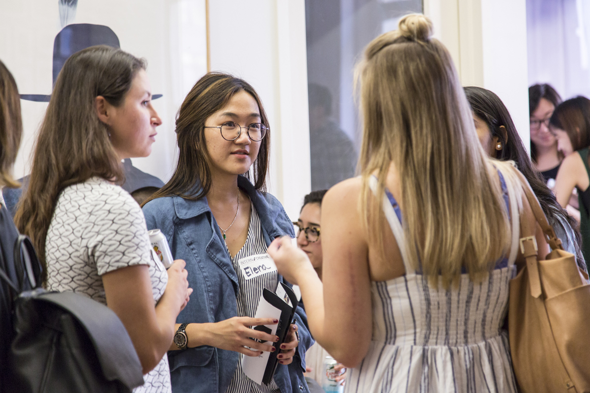 Intern and Creative: Summer Networking Event