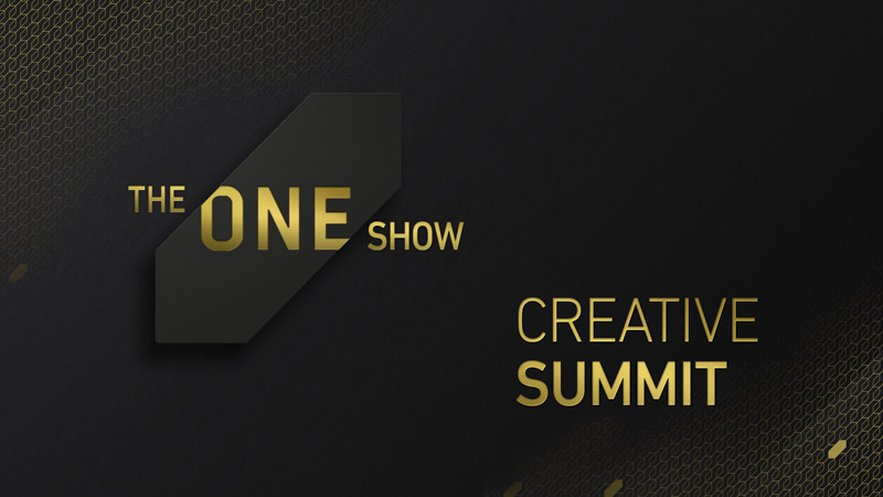 2016 One Show Creative Summit