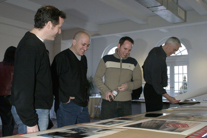 2004 One Show Judging