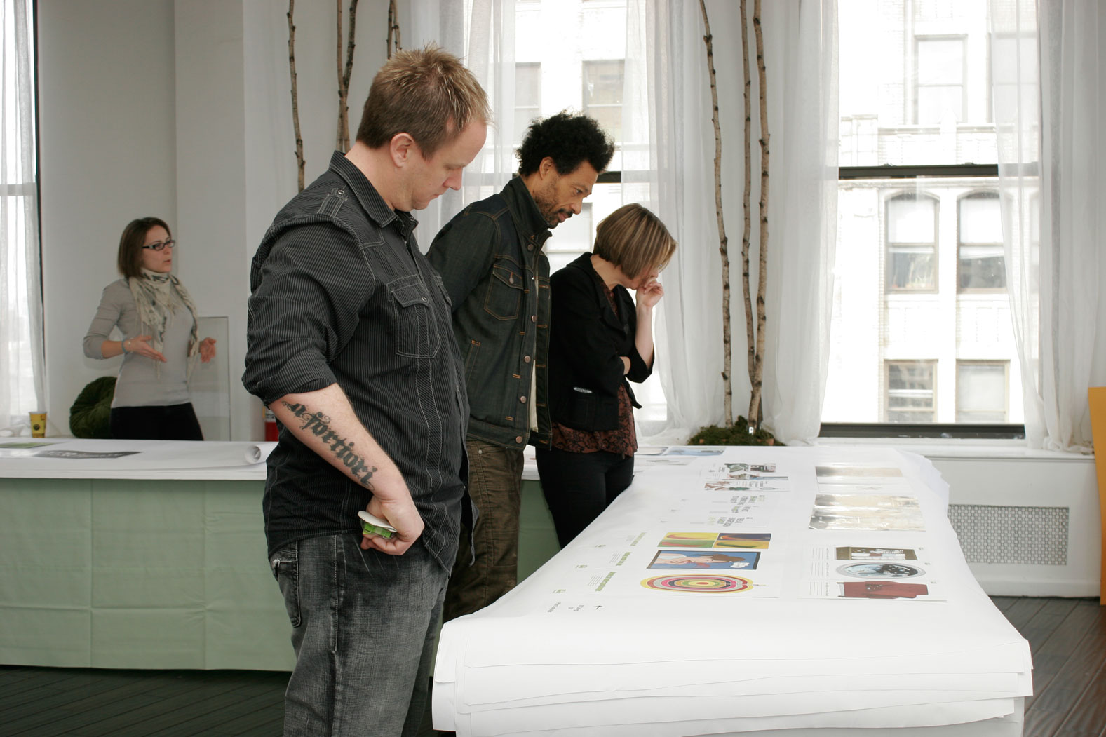 2011 One Show College Judging