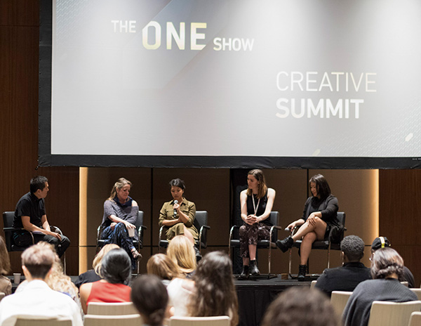 A Panel at the 2016 Creative Summit