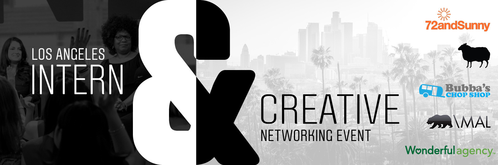 Los Angeles Intern and Creative - Networking Event 2019