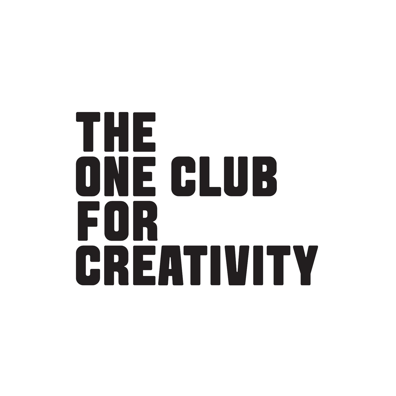 The One Club / Creative Month - Celebrating The Global Creative Community