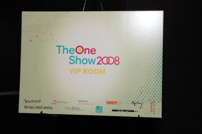 One Show 2008