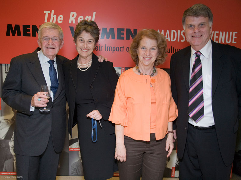 Real Men and Women of Madison Avenue - New York Opening