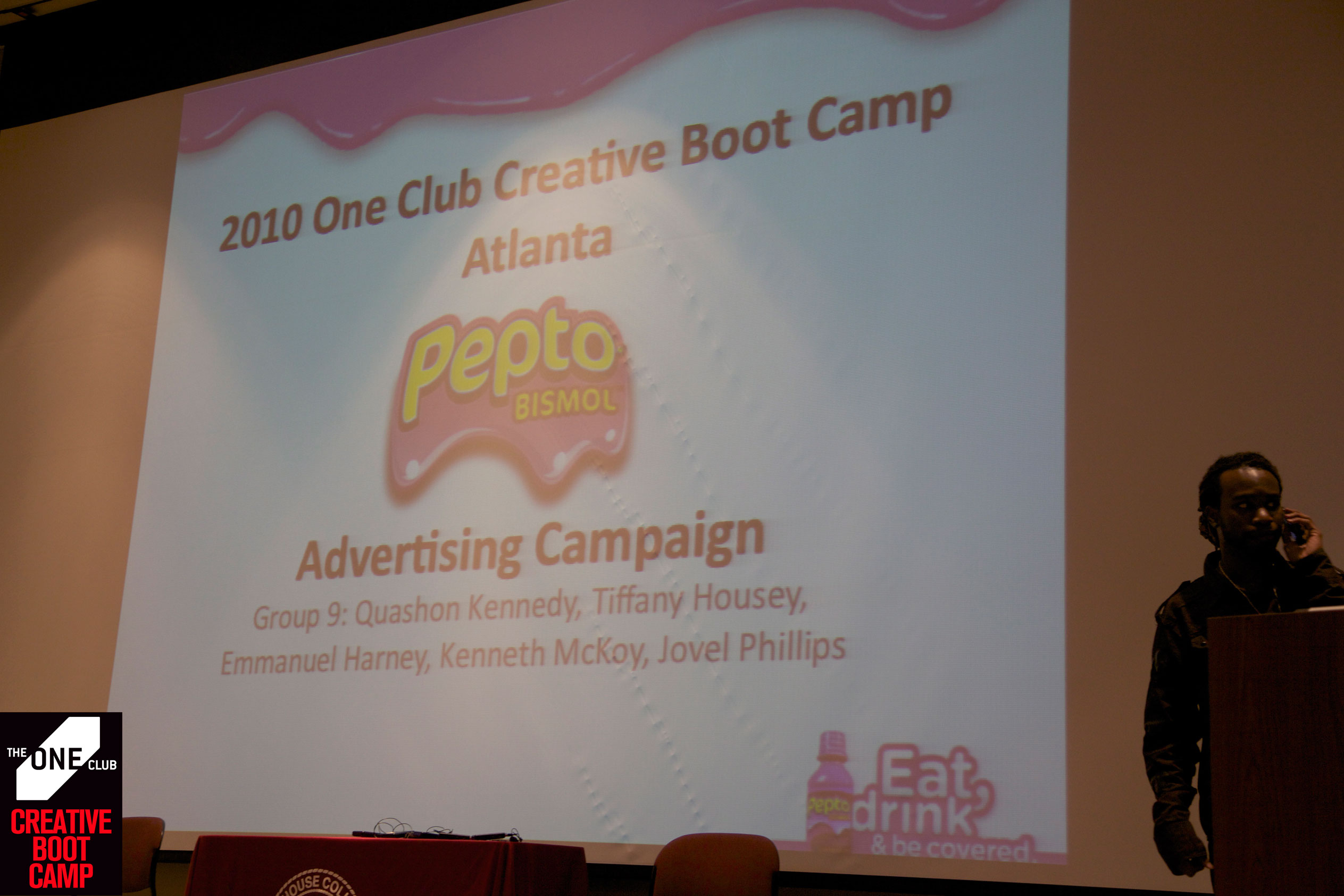 2010 Atlanta Creative Boot Camp