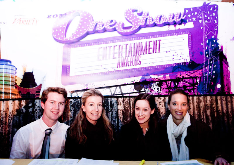 2011 One Show Entertainment