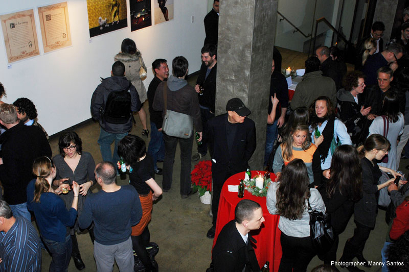 New York State of Mind Exhibition & Holiday Party