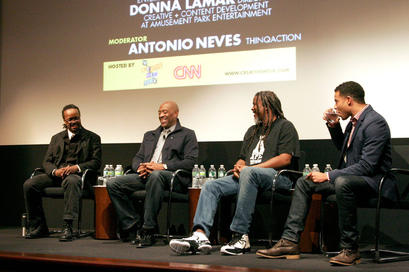 The One Club & AdColor Present Color Commentary Panel Discussion