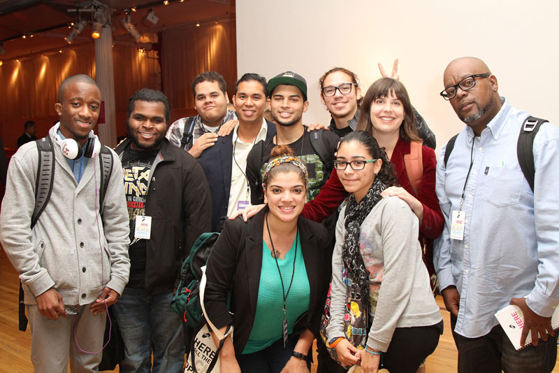 2013 Here Are All The Black People: <br>A Multicultural Creative Career Fair