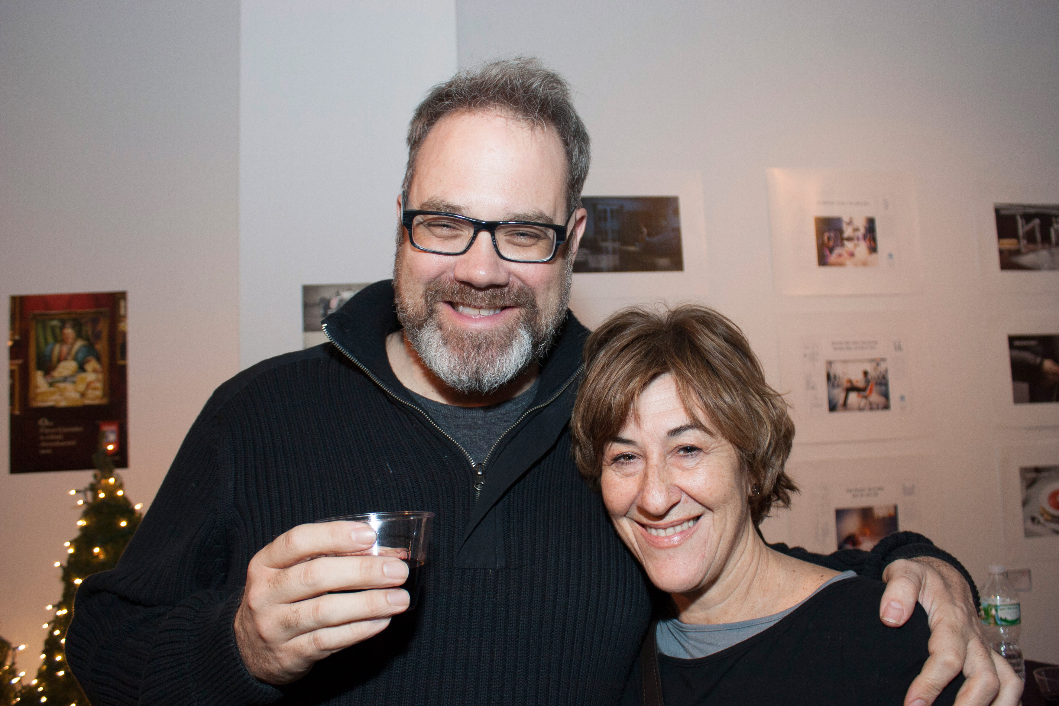 2013 New York State of Mind Exhibition and Holiday Party
