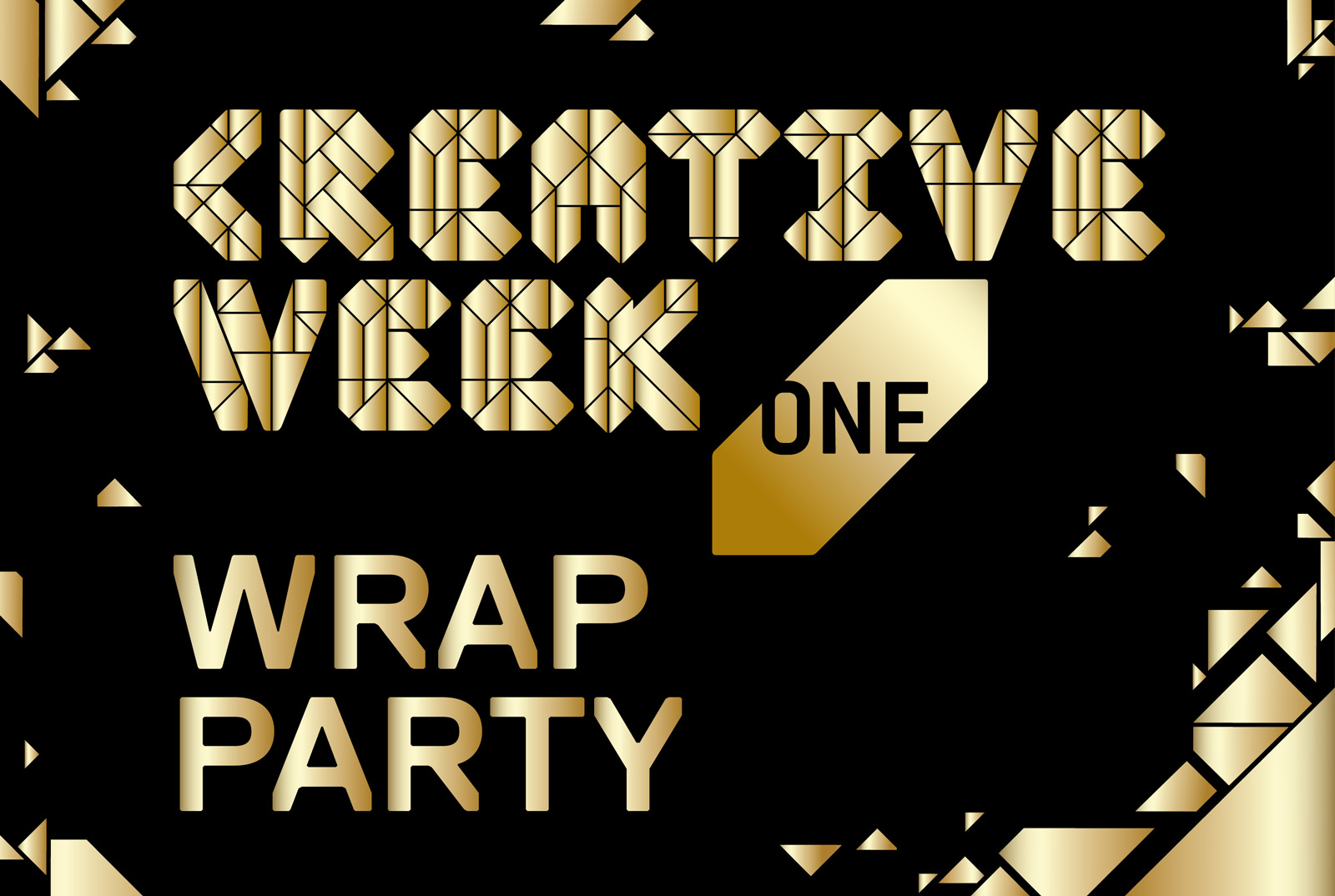 Creative Week Wrap Party