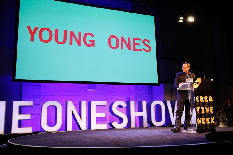 One Show Young Ones Awards Ceremony