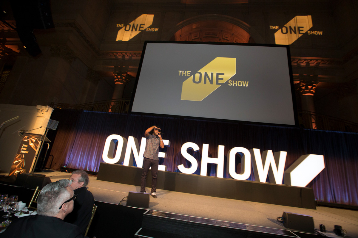 2017 One Show - Wednesday