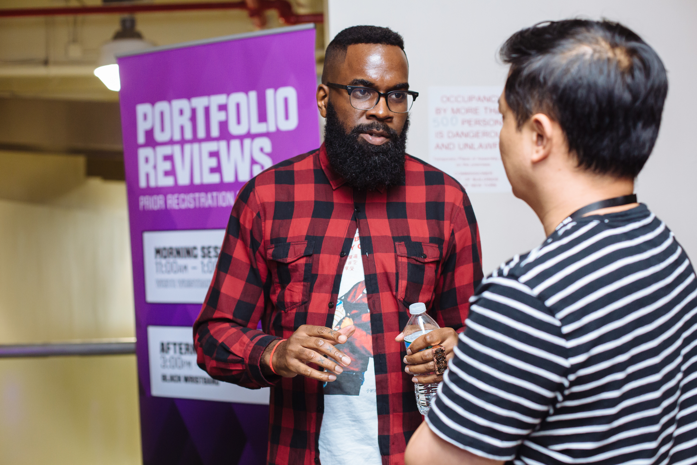 2018 Here Are All TheBlack People - Multicultural Career Fair