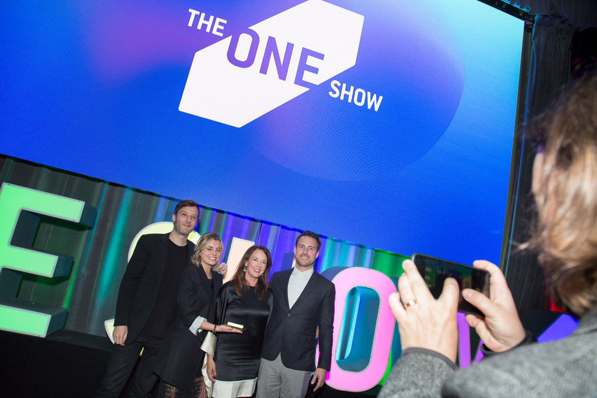 2018 One Show - Wednesday