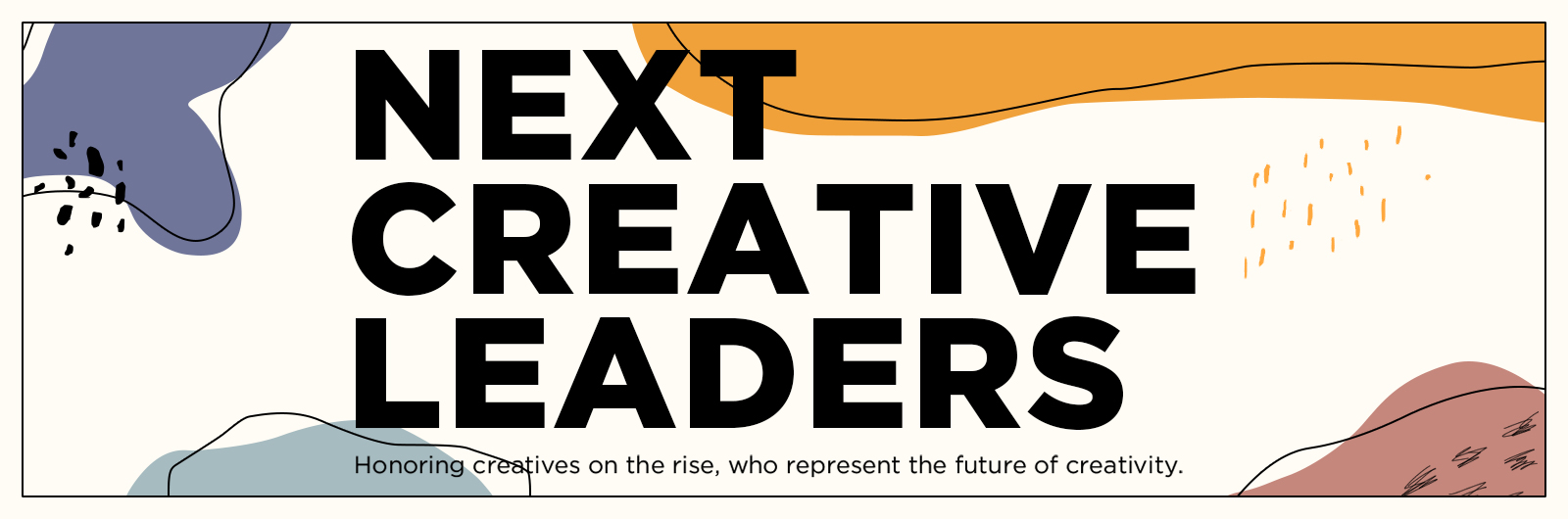 Next Creative Leaders 2020
